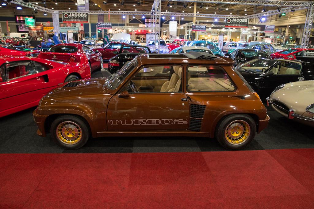 Renault 5 Turbo 2    - 2018 Interclassics Maastricht