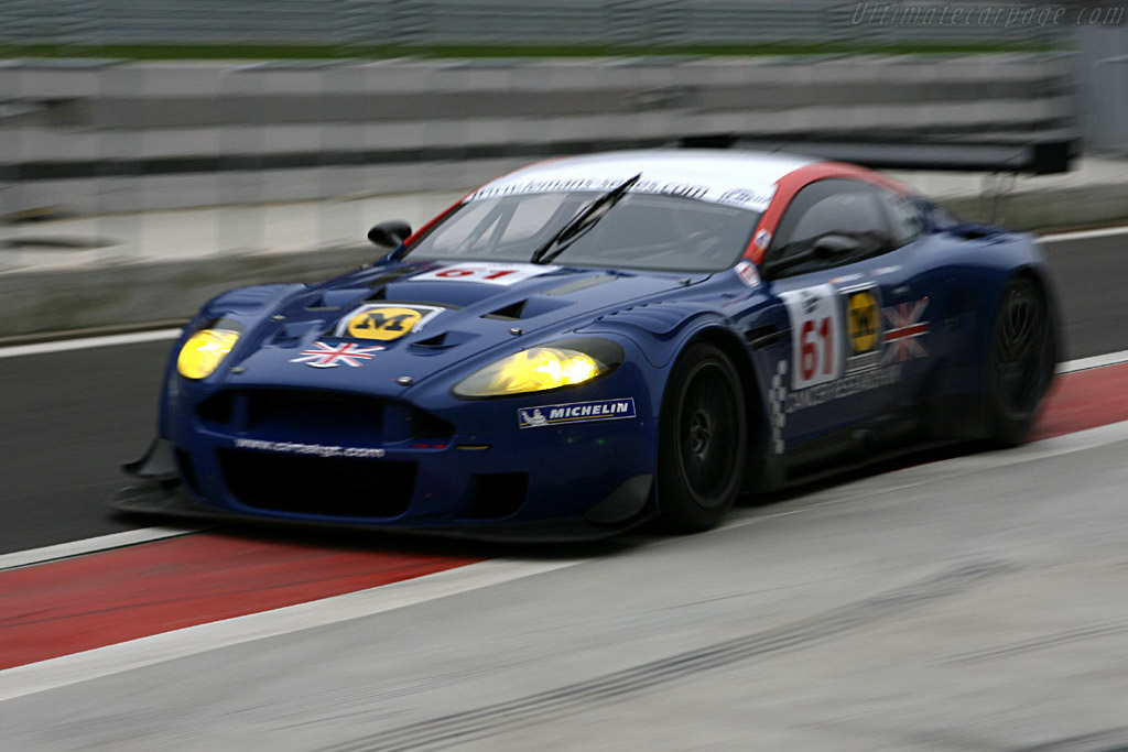 Aston Martin DBR9 - Chassis: DBR9/101   - 2006 Le Mans Series Istanbul 1000 km