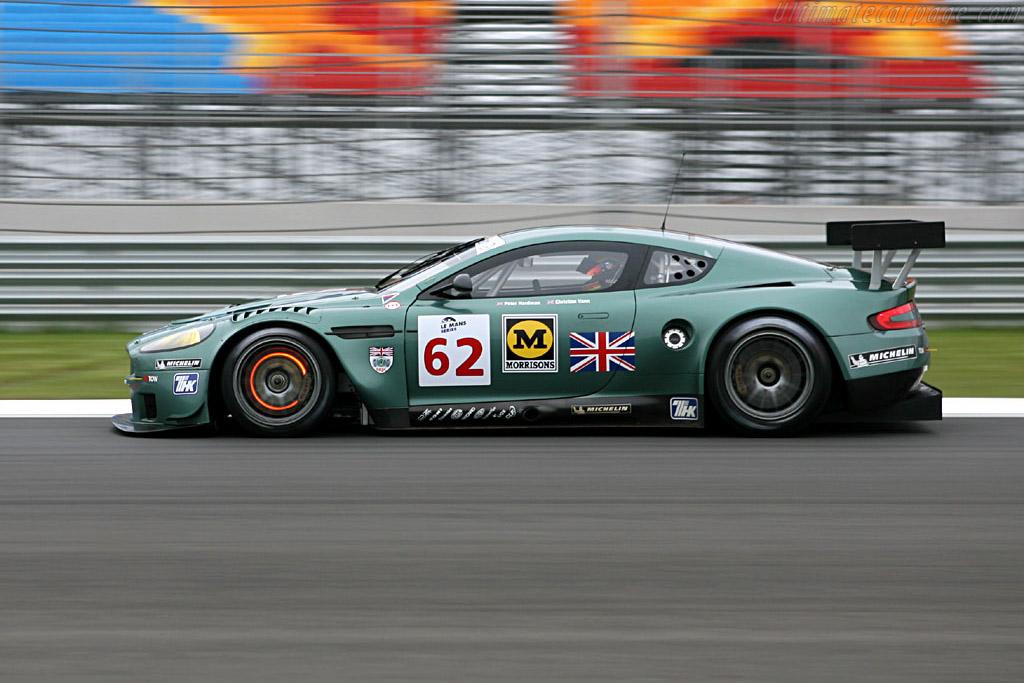 Aston Martin DBR9 - Chassis: DBR9/4   - 2006 Le Mans Series Istanbul 1000 km