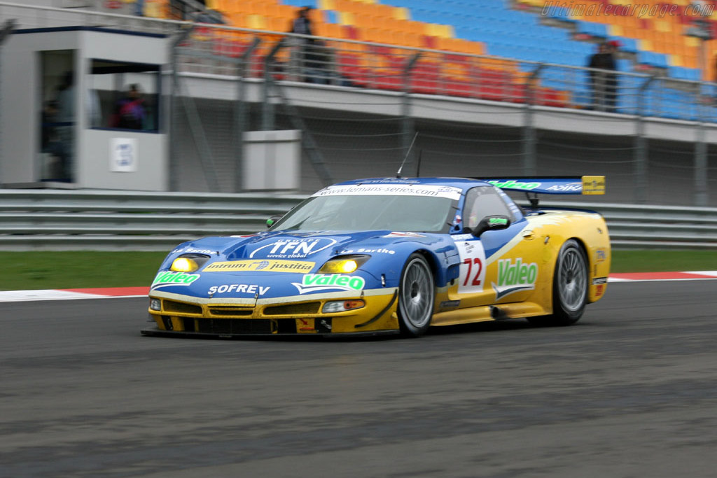 Chevrolet C5-R - Chassis: 010   - 2006 Le Mans Series Istanbul 1000 km