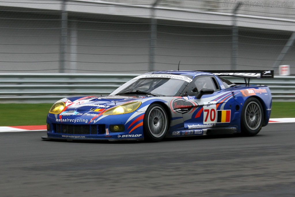 Chevrolet C6.R - Chassis: 002   - 2006 Le Mans Series Istanbul 1000 km