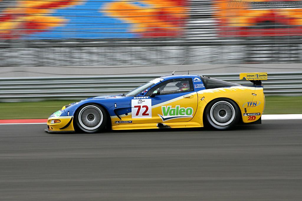 Chevrolet Corvette C5-R - Chassis: 010   - 2006 Le Mans Series Istanbul 1000 km