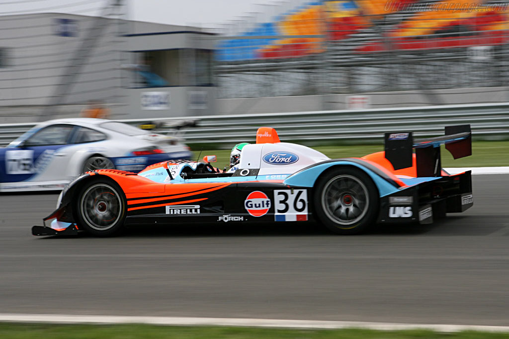 Courage C65 'Ford' - Chassis: 7   - 2006 Le Mans Series Istanbul 1000 km