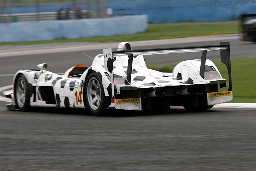 Dome S101h - Chassis: S101-05   - 2006 Le Mans Series Istanbul 1000 km