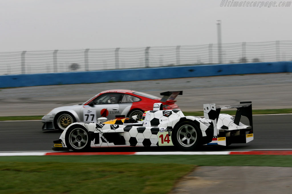 Dome S101h Mugen - Chassis: S101-05   - 2006 Le Mans Series Istanbul 1000 km