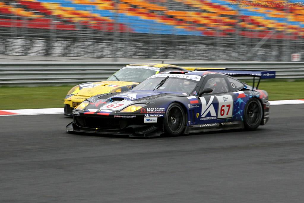 Ferrari 550 GTS Maranello - Chassis: 108391   - 2006 Le Mans Series Istanbul 1000 km