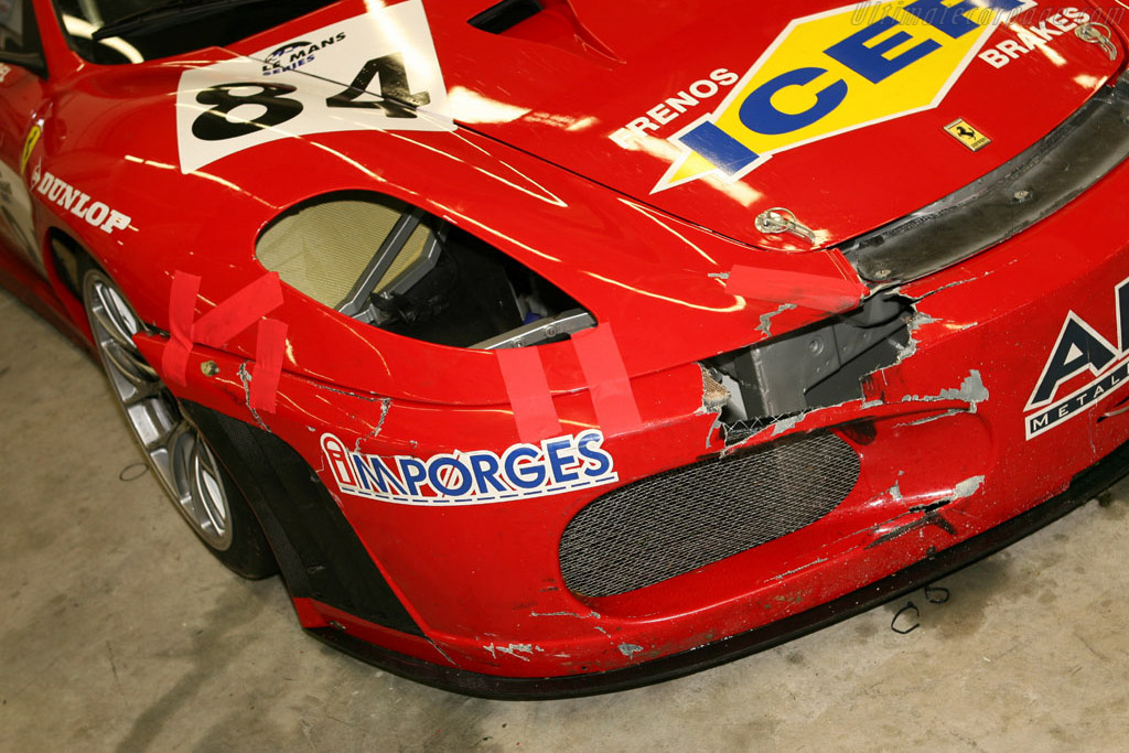 Ferrari F430 GTC - Chassis: 2410   - 2006 Le Mans Series Istanbul 1000 km
