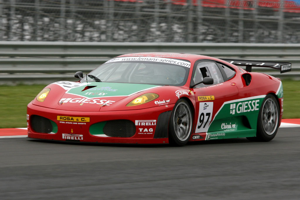 Ferrari F430 GTC - Chassis: 2402   - 2006 Le Mans Series Istanbul 1000 km