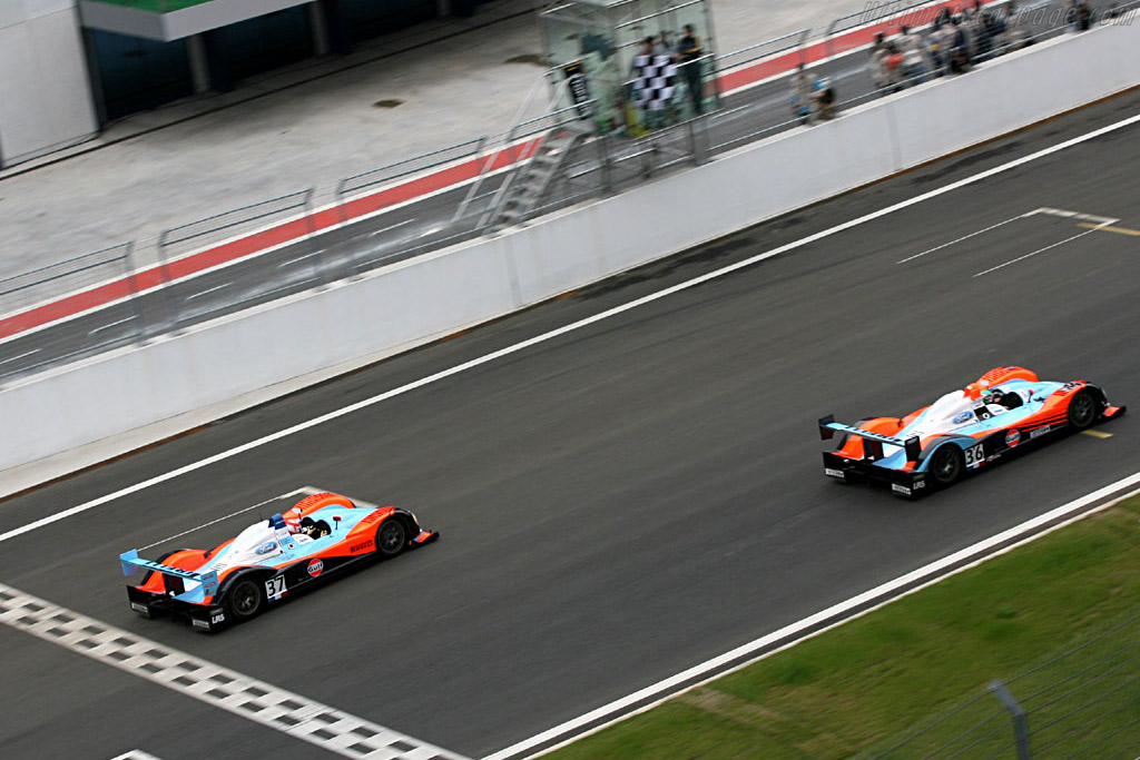 Finish - Chassis: 6   - 2006 Le Mans Series Istanbul 1000 km