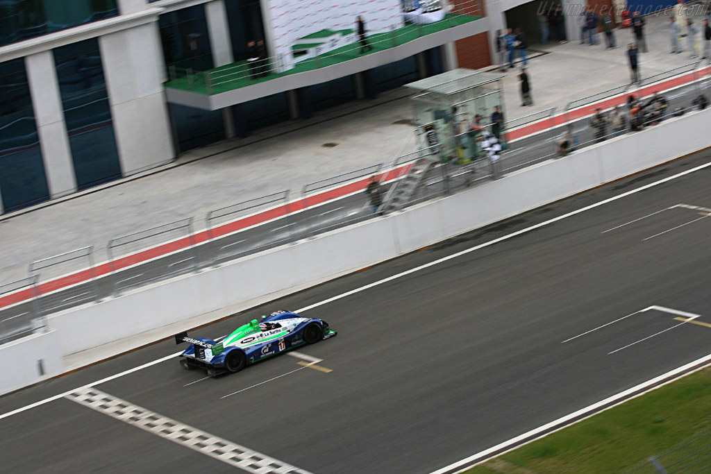 Finish - Chassis: 3   - 2006 Le Mans Series Istanbul 1000 km