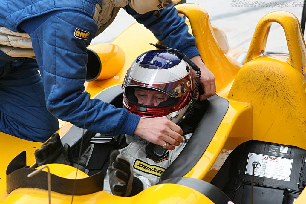 Lola B06/10 AER - Chassis: B0610-HU07   - 2006 Le Mans Series Istanbul 1000 km
