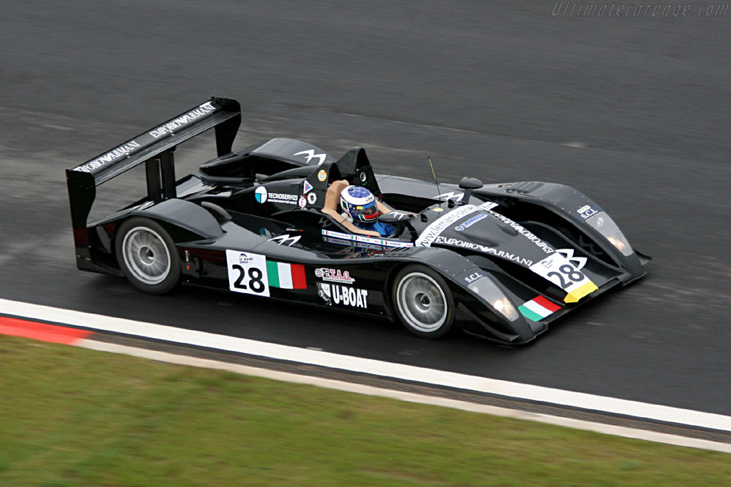 Lucchini XV - Chassis: 152   - 2006 Le Mans Series Istanbul 1000 km