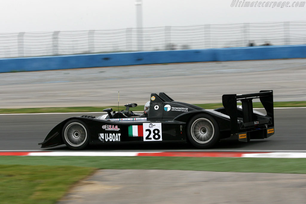 Lucchini XV LMP2 - Chassis: 152   - 2006 Le Mans Series Istanbul 1000 km