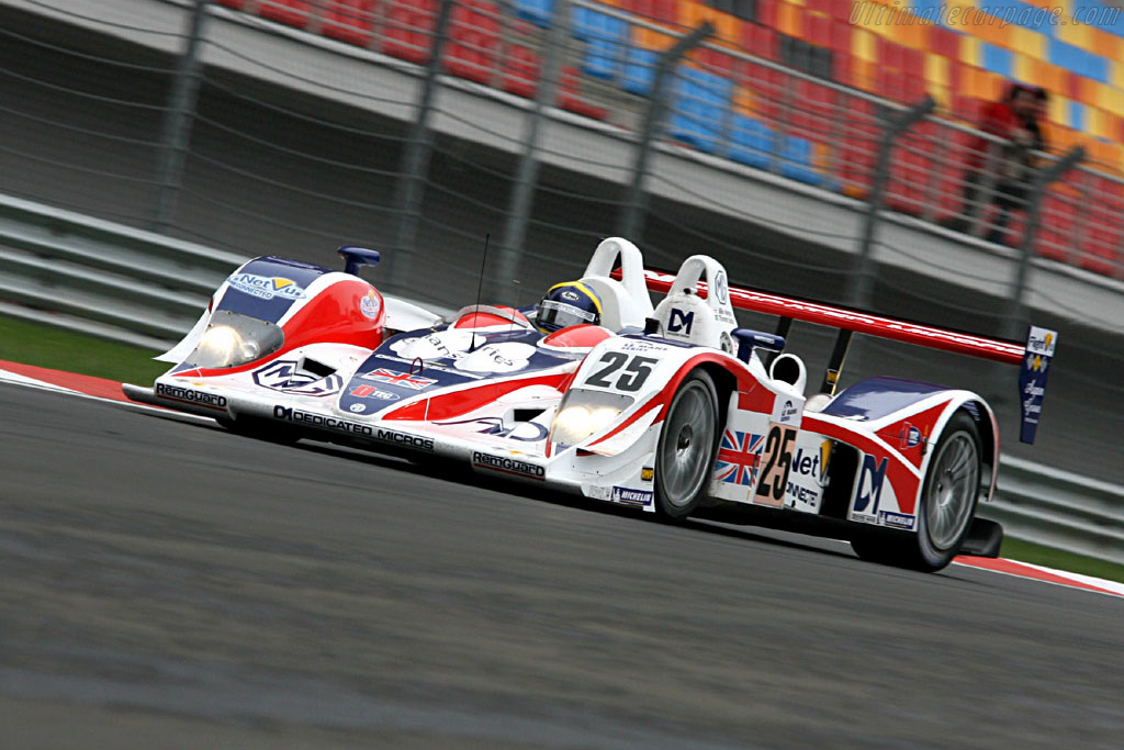 MG Lola EX264 - Chassis: B0540-HU05   - 2006 Le Mans Series Istanbul 1000 km