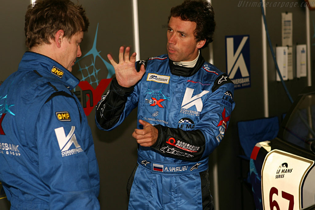 Mistaken identity?    - 2006 Le Mans Series Istanbul 1000 km