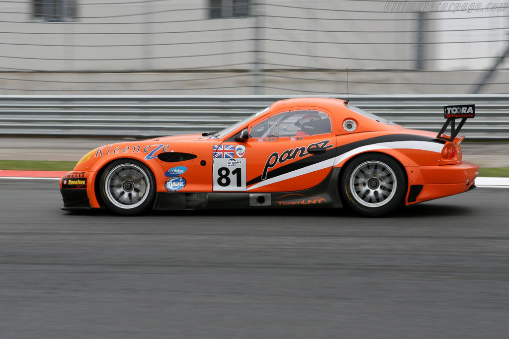 Panoz Esperante GTLM - Chassis: EGTLM 005   - 2006 Le Mans Series Istanbul 1000 km