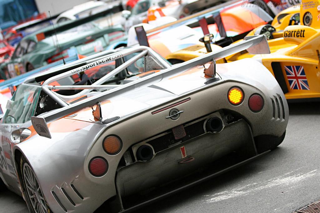 Parc Ferme - Chassis: XL9CD31G55Z363046   - 2006 Le Mans Series Istanbul 1000 km