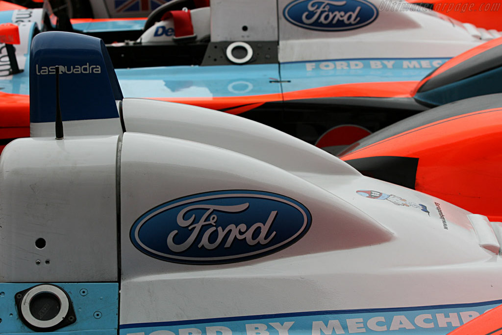 Parc Ferme - Chassis: 6   - 2006 Le Mans Series Istanbul 1000 km