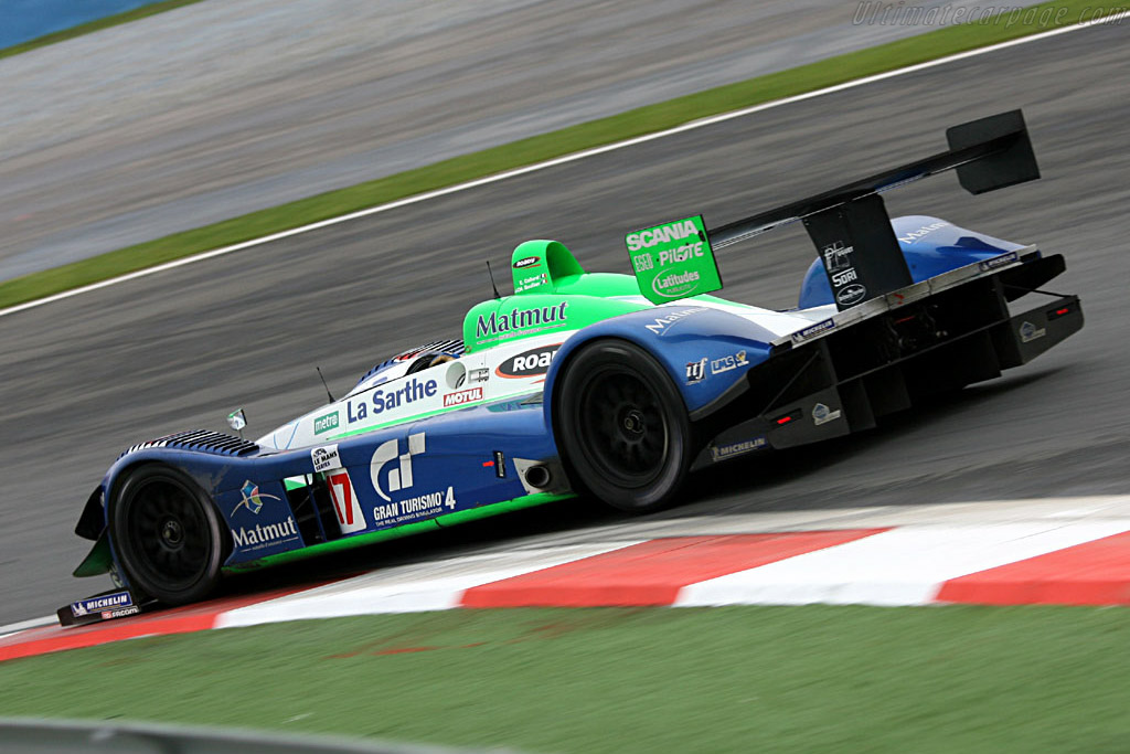 Pescarolo Courage C60 Hybrid - Chassis: 3   - 2006 Le Mans Series Istanbul 1000 km
