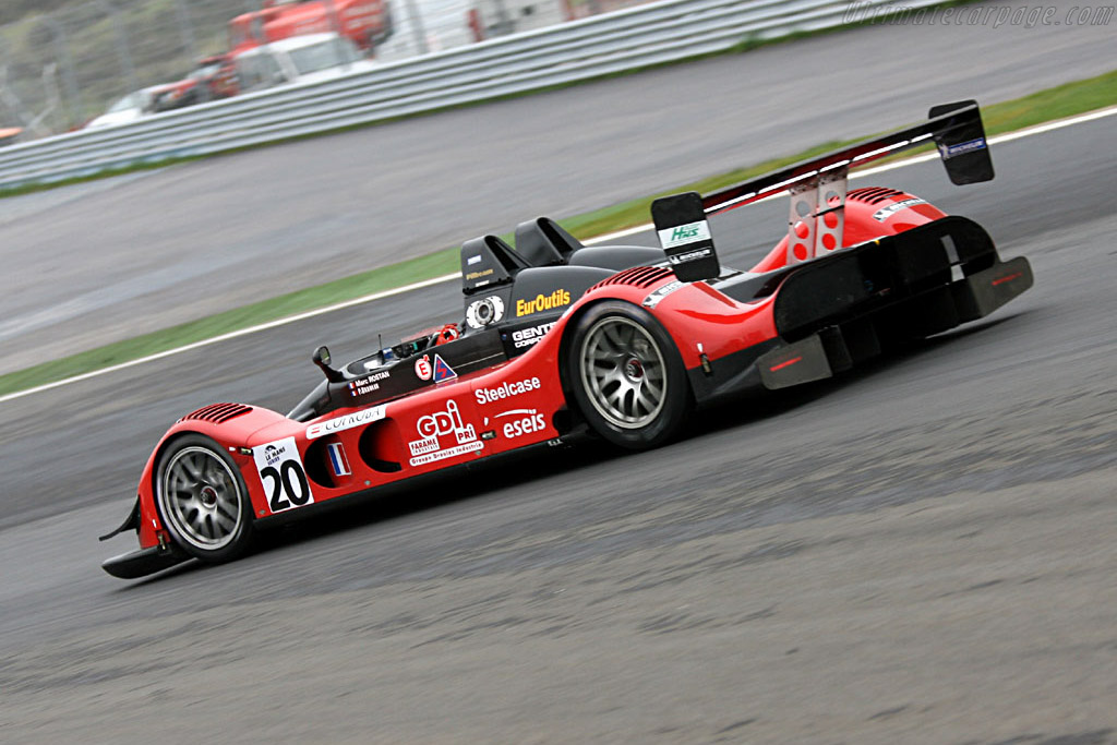 Pilbeam MP93 - Chassis: 01 PB   - 2006 Le Mans Series Istanbul 1000 km