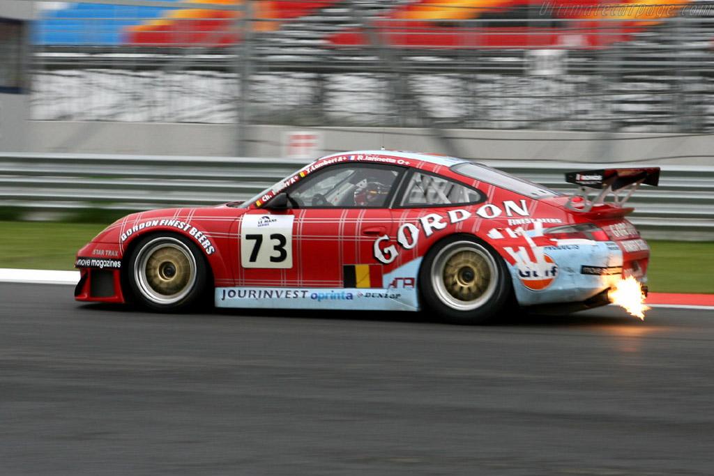 Porsche 996 GT3 RSR - Chassis: WP0ZZZ99Z5S693069   - 2006 Le Mans Series Istanbul 1000 km