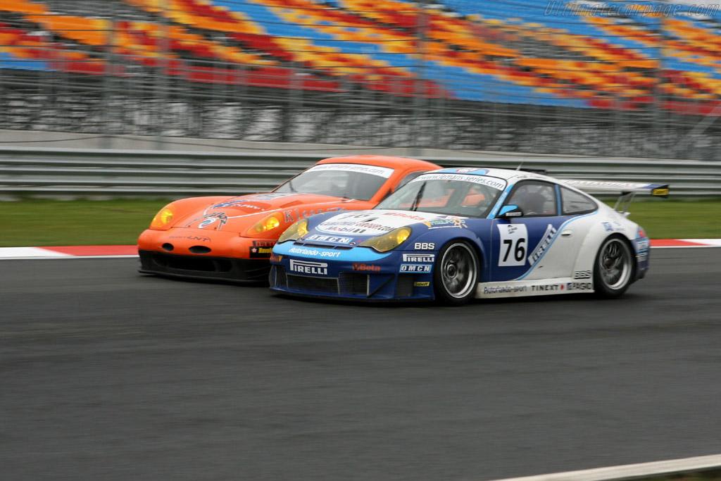 Porsche 996 GT3 RSR - Chassis: WP0ZZZ99Z5S693061   - 2006 Le Mans Series Istanbul 1000 km