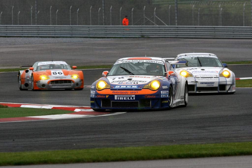 Porsche 996 GT3 RSR - Chassis: WP0ZZZ99Z4S693067   - 2006 Le Mans Series Istanbul 1000 km