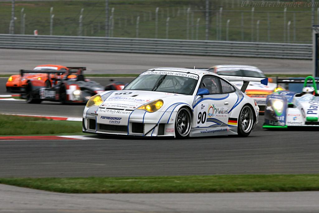 Porsche 996 GT3 RSR - Chassis: WP0ZZZ99Z4S693080   - 2006 Le Mans Series Istanbul 1000 km