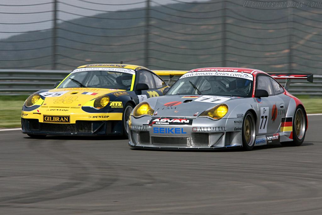 Porsche 996 GT3 RSR - Chassis: WP0ZZZ99Z4S693062b   - 2006 Le Mans Series Istanbul 1000 km