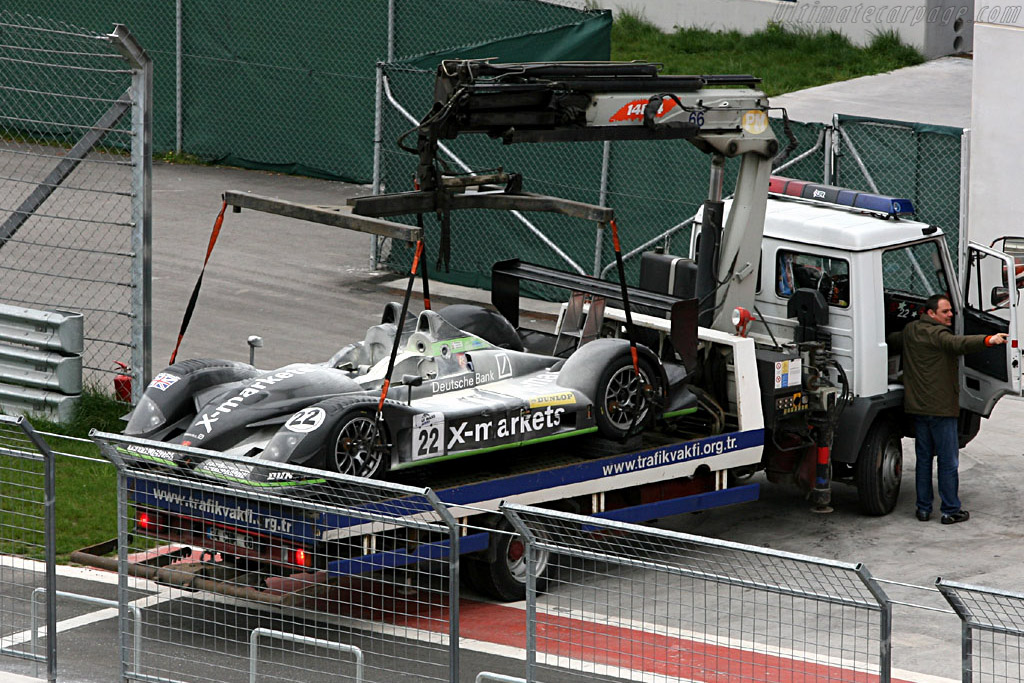 Radical SR9 Judd - Chassis: SR9001   - 2006 Le Mans Series Istanbul 1000 km