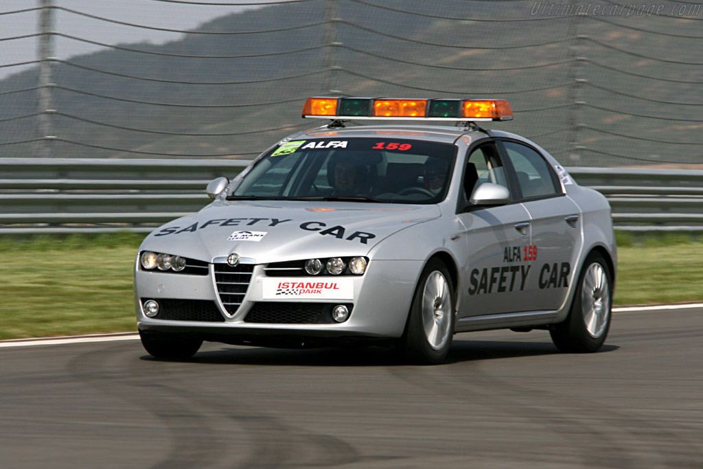 Safety first    - 2006 Le Mans Series Istanbul 1000 km