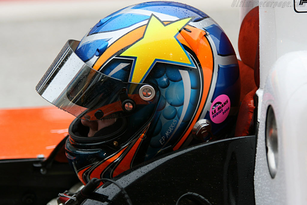 Seventeen year old Ed Morris - Chassis: 11   - 2006 Le Mans Series Istanbul 1000 km