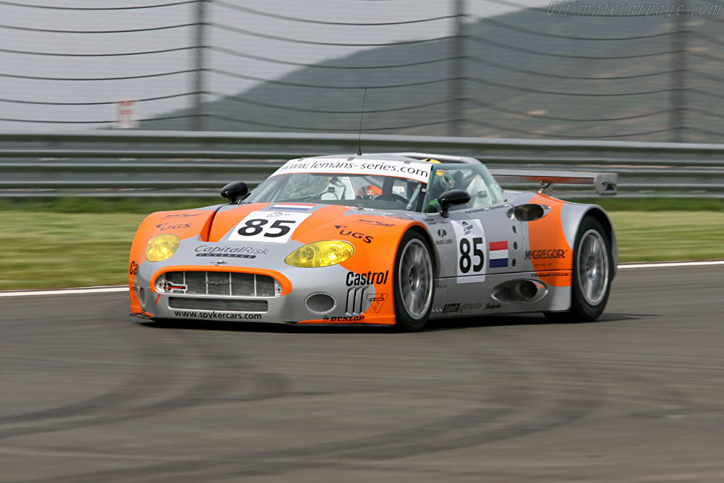 Spyker C8 Spyder GT2R - Chassis: XL9GB11HX50363097   - 2006 Le Mans Series Istanbul 1000 km