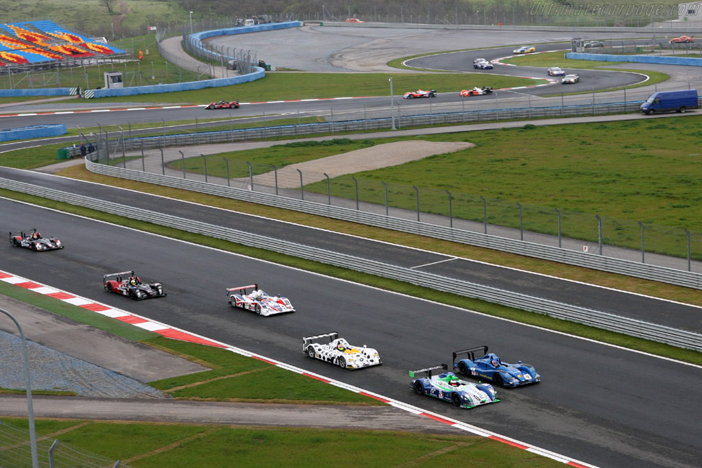 The start - Chassis: 3   - 2006 Le Mans Series Istanbul 1000 km