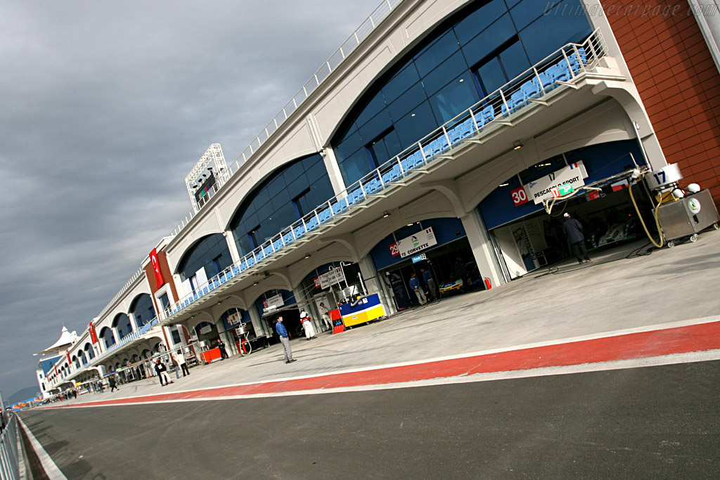 Welcome to Istanbul    - 2006 Le Mans Series Istanbul 1000 km