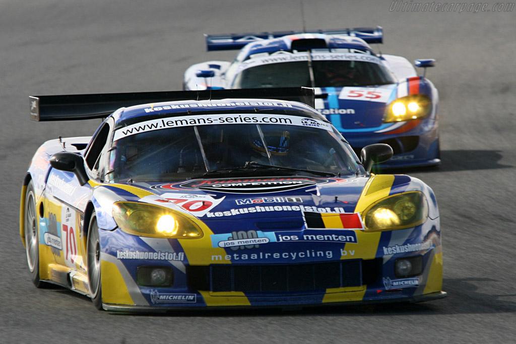 Chevrolet Corvette C6.R - Chassis: 002 - Entrant: PSI Experience  - 2006 Le Mans Series Jarama 1000 km
