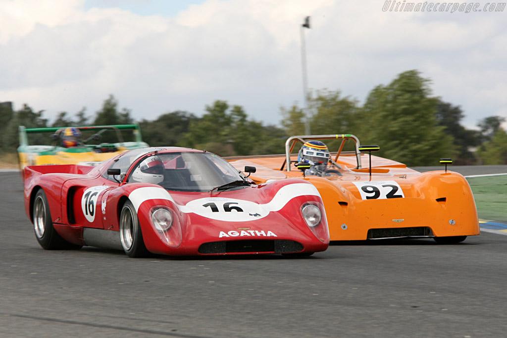 Chevron B16    - 2006 Le Mans Series Jarama 1000 km