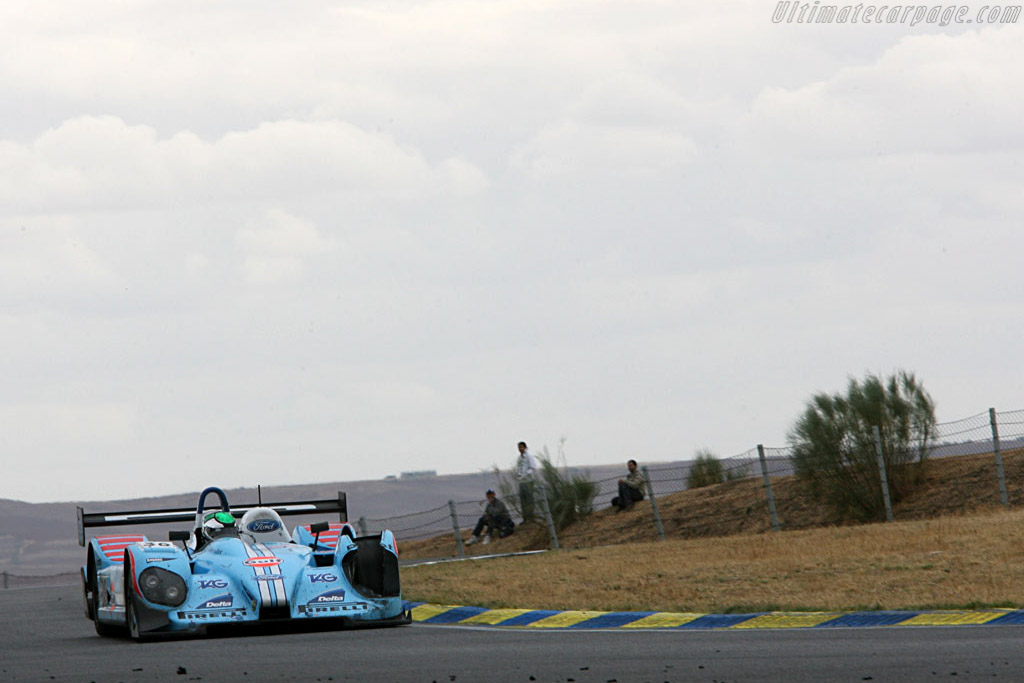Courage C65 Ford - Chassis: C60-7 - Entrant: Paul Belmondo Racing  - 2006 Le Mans Series Jarama 1000 km