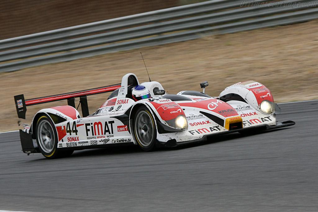 Courage C65 Judd - Chassis: C60-14 - Entrant: Kruse Motorsport  - 2006 Le Mans Series Jarama 1000 km