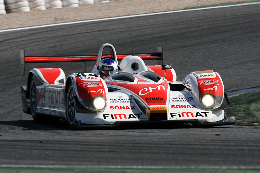 Courage C65 Judd - Chassis: C60-14 - Entrant: Kruse Motorsport  - 2006 Le Mans Series Jarama 1000 km