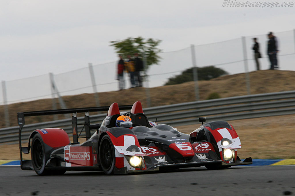 Courage LC70 Judd - Chassis: LC70-02 - Entrant: Swiss Spirit  - 2006 Le Mans Series Jarama 1000 km