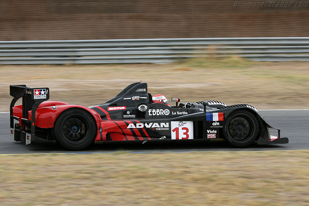 Courage LC70 Mugen - Chassis: LC70-05 - Entrant: Courage Competition  - 2006 Le Mans Series Jarama 1000 km
