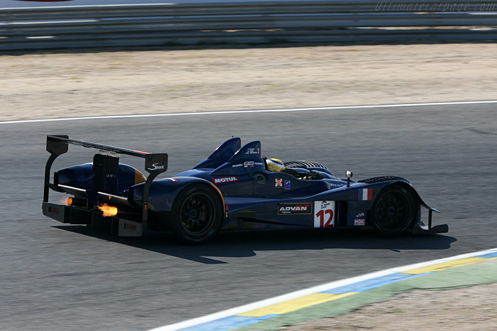 Courage LC70 Mugen - Chassis: LC70-03 - Entrant: Courage Competition  - 2006 Le Mans Series Jarama 1000 km