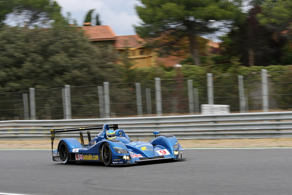 Creation CA06/H - Chassis: CA06/H - 002 - Entrant: Creation Autosportif  - 2006 Le Mans Series Jarama 1000 km
