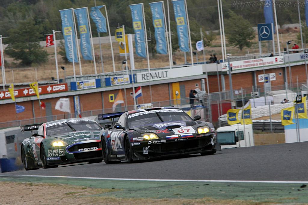 Ferrari 550 GTS Maranello - Chassis: 108391 - Entrant: Convers Menx Team  - 2006 Le Mans Series Jarama 1000 km