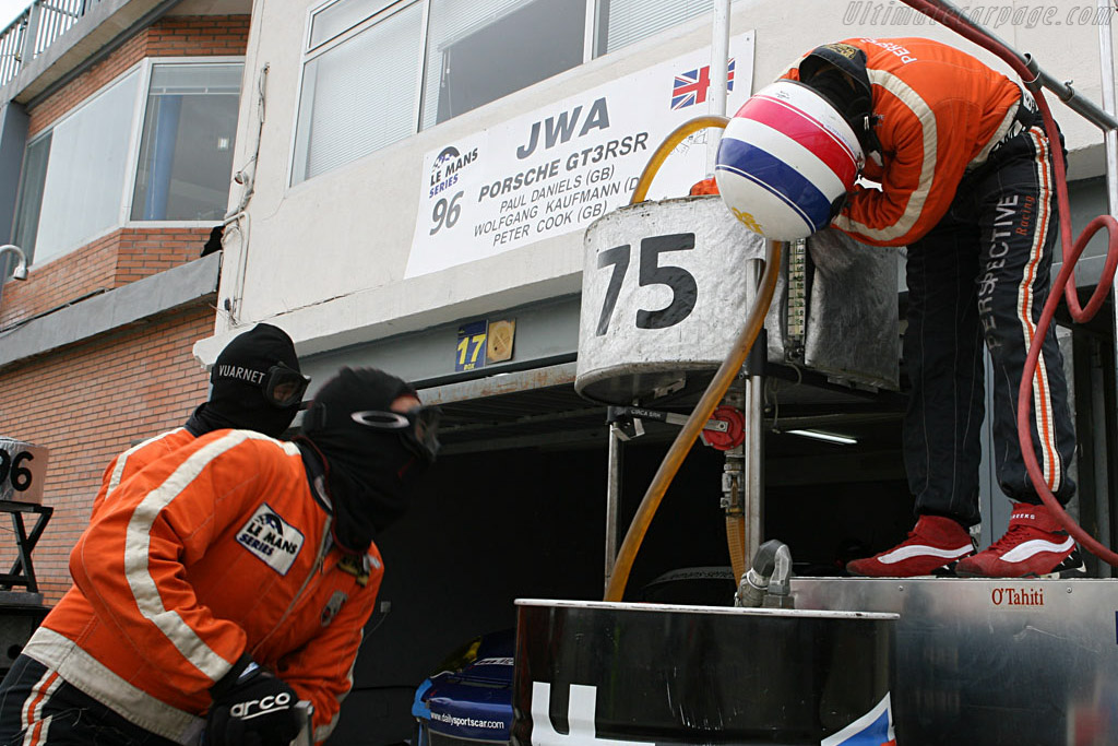 Fill me up Scottie    - 2006 Le Mans Series Jarama 1000 km