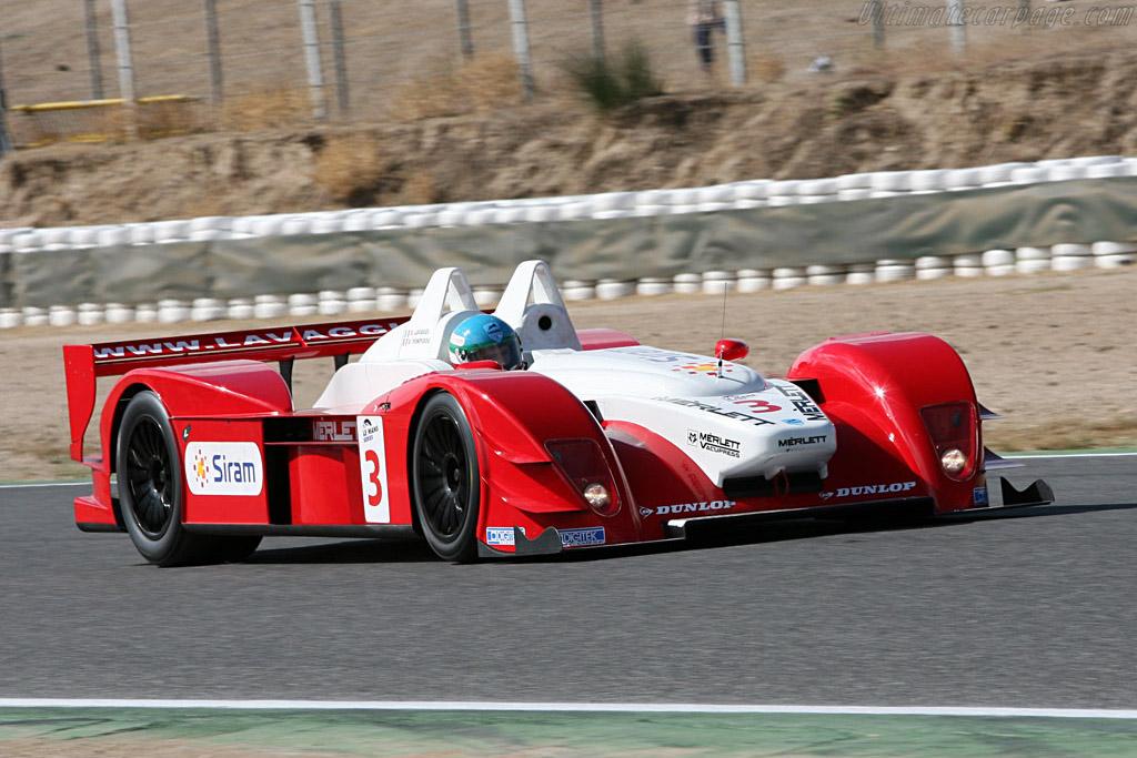 Lavaggi LS1 - Chassis: 1 - Entrant: Lavaggi Sport  - 2006 Le Mans Series Jarama 1000 km