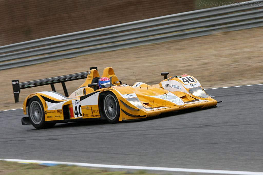 Lola B05/40 AER - Chassis: B0540-HU01 - Entrant: ASM Racing Portugal  - 2006 Le Mans Series Jarama 1000 km