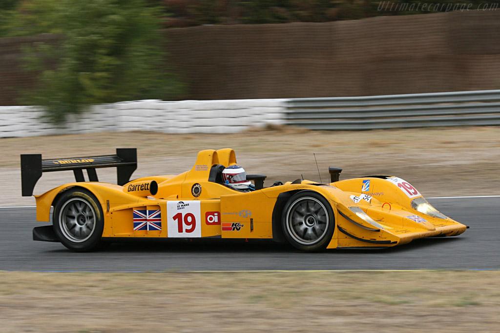 Lola B06/10 AER - Chassis: B0610-HU07 - Entrant: Chamberlain Synergy  - 2006 Le Mans Series Jarama 1000 km