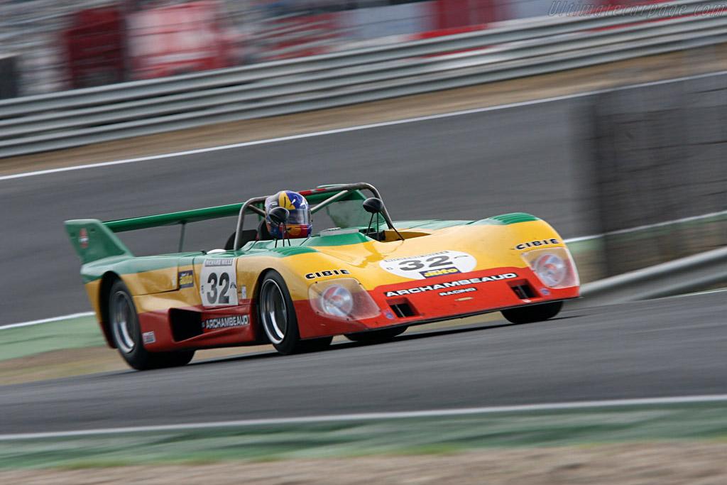 Lola T292 - Chassis: HU54   - 2006 Le Mans Series Jarama 1000 km